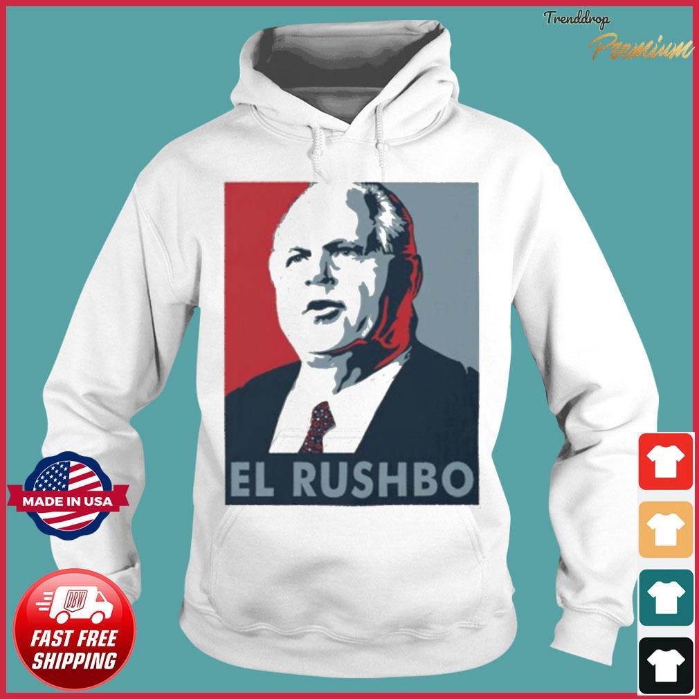 El Rushbo Unisex T-s Hoodie