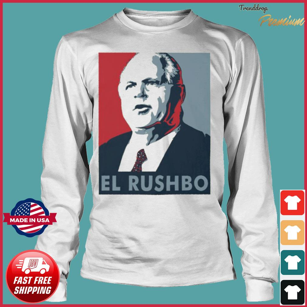 El Rushbo Unisex T-s Long Sleeve
