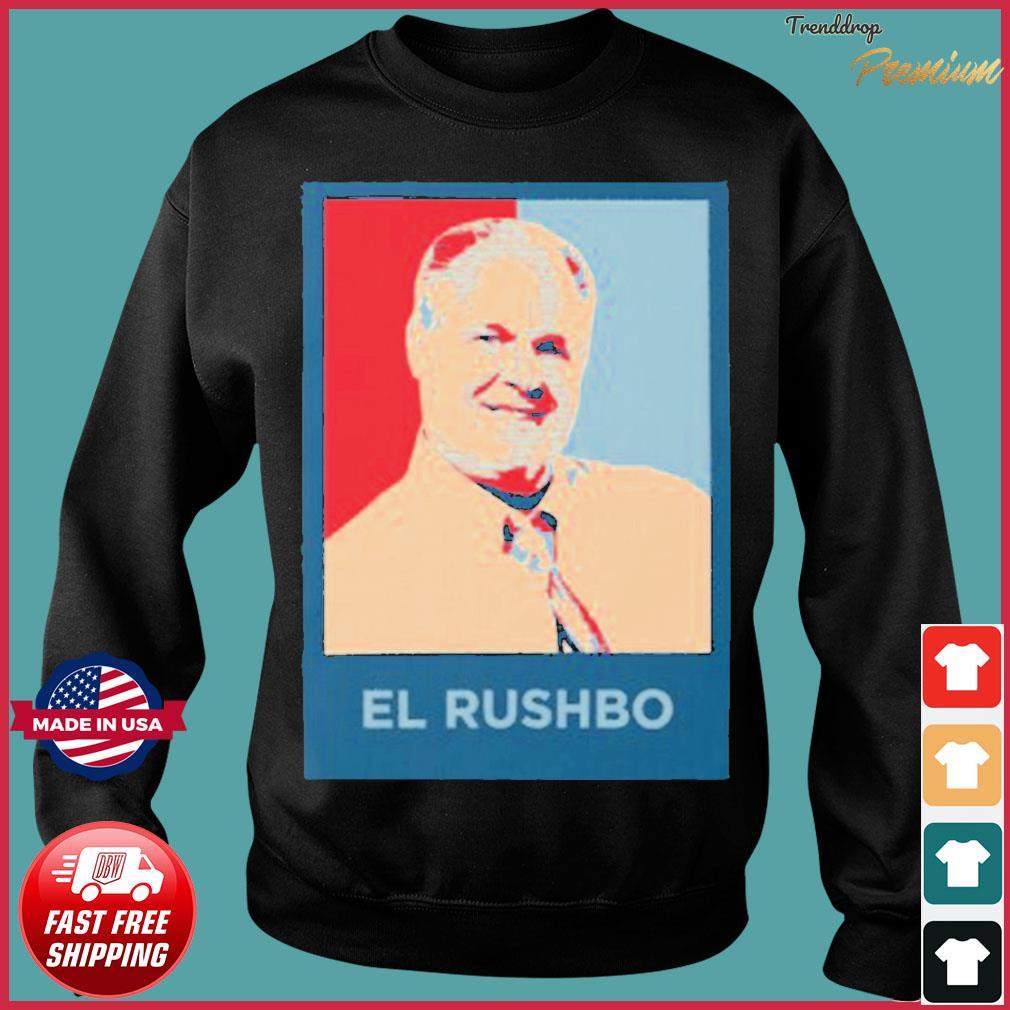 Rush Limbaugh El Rushbo Shirt Sweater