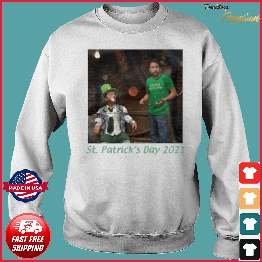St. Patrick's Day 2021 Tee Shirt Sweater
