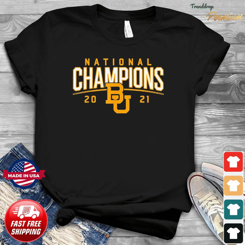 Baylor Bears National Championship 2021 Shirt