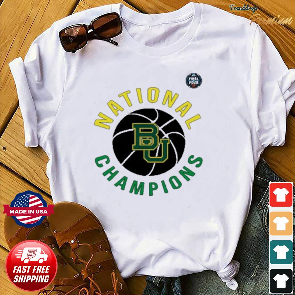 Baylor National Champions BU 2021 T-Shirt