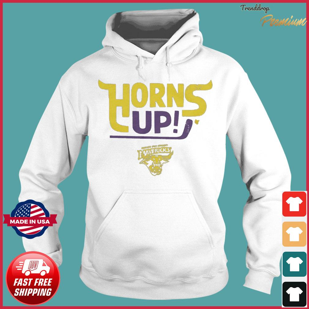 Horns Up Shirt – Minnesota State Licensed Hoodie