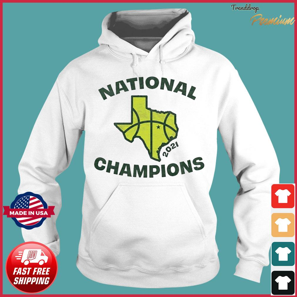Texas Waco National Champions Tee Shirt Hoodie