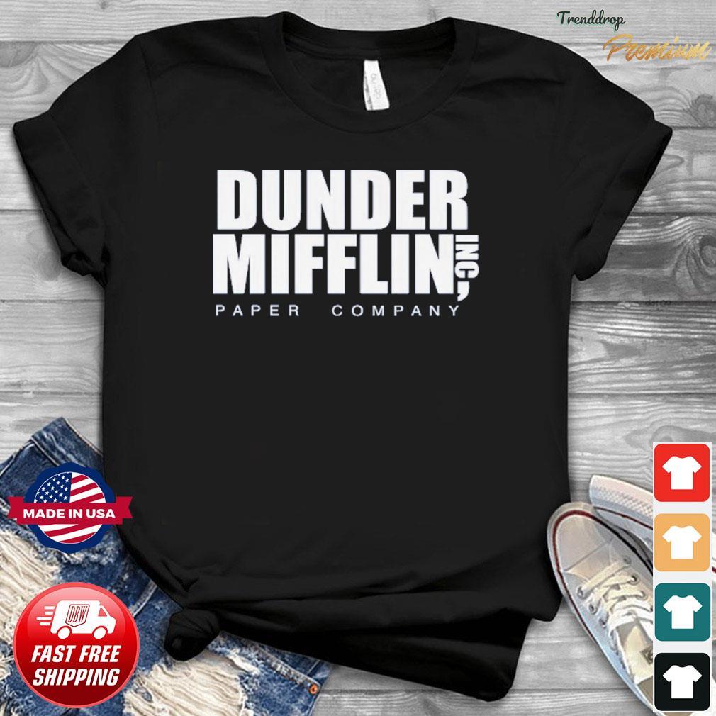 The Office Dunder Mifflin Paper Company Shirt