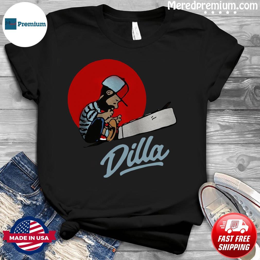 J Dilla Classic Shirt