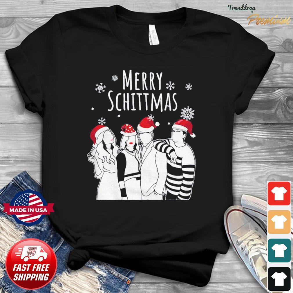 Schitts Creek Merry Schittmas Sweatshirt