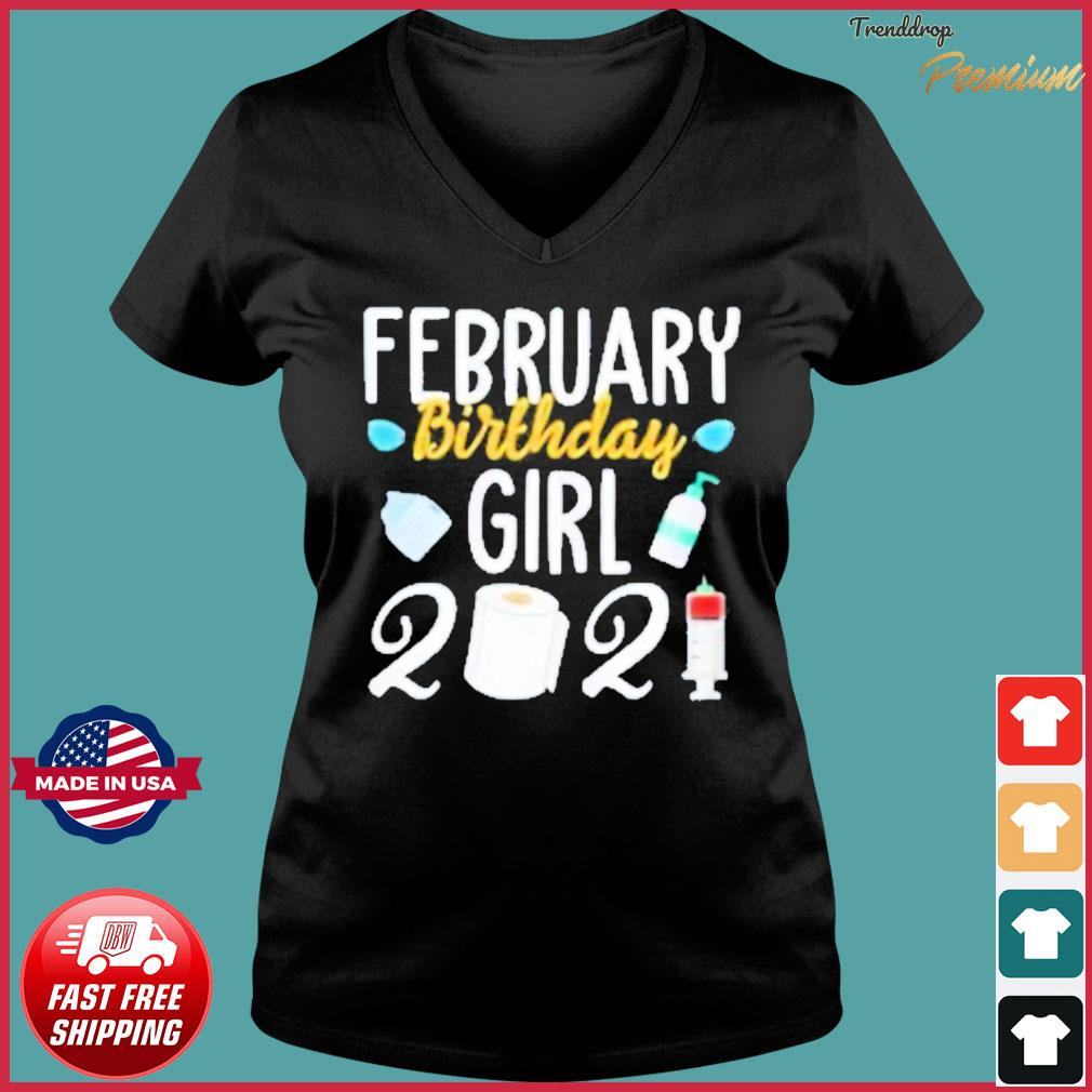 Birthday gifts January Girl 2021 Social Distance Birthday Quarantine T-Shirt Birthday Quarantine Birthday Shirt Funny January Girl Shirt