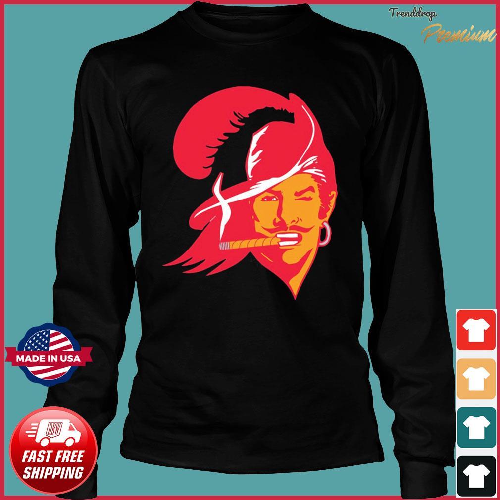 Tom Brady Tampa Bay Buccaneers Bucco Bruce Soft Cotton Unisex T-Shirt Long Sleeve