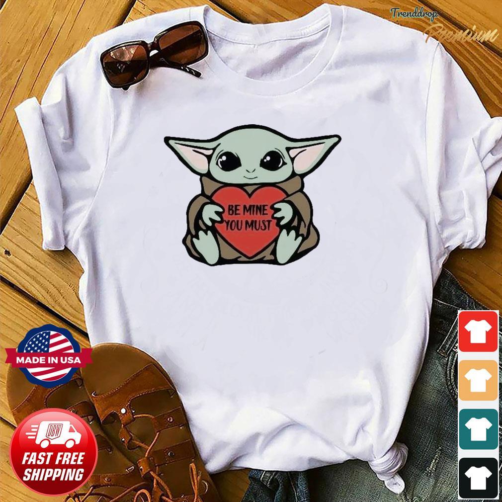 Valentine\u2019s baby Yoda